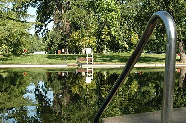 Bidwell Park 1 Mile, Chico California