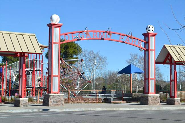 Degarmo Park, Chico California