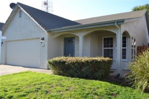 SOLD!  |  Almost NEW Inside!  | 109 York Drive. | Chico, CA | $253,000