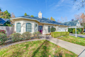 SOLD!  |  Wonderful Hyde Park Home! | 654 Grafton Park Dr. | Chico, CA | $420,000