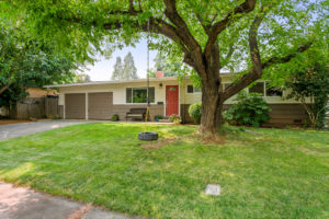 SOLD! – Chico Home for Sale $297,000 – Classic Chico Home Near Bidwell Park