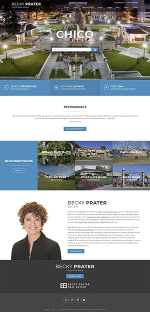 Chico Real Estate Becky Prator