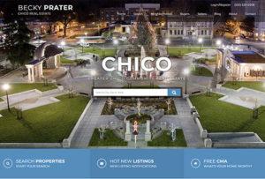 Chico Real Estate Website Revamp