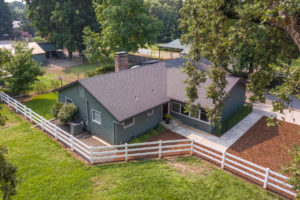 Pending Sale! – Chico Horse Property For Sale $631,000 – Updated Home Across from Bidwell Park!